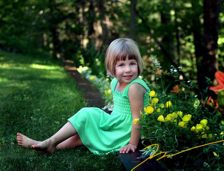 Portraits of Children by Larmon Studios