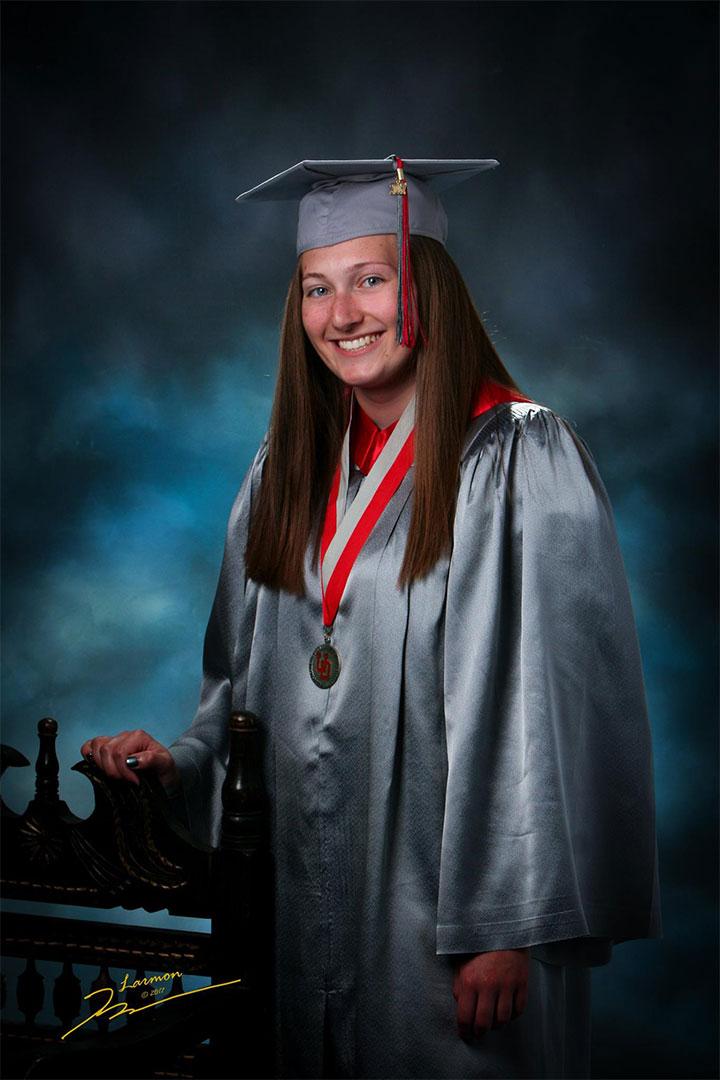High School Senior Portraits by Larmon Studios